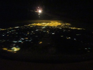 Casablanca from the air