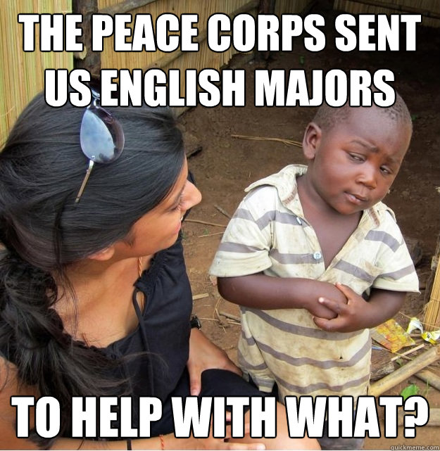 Africa Peace Corps 65