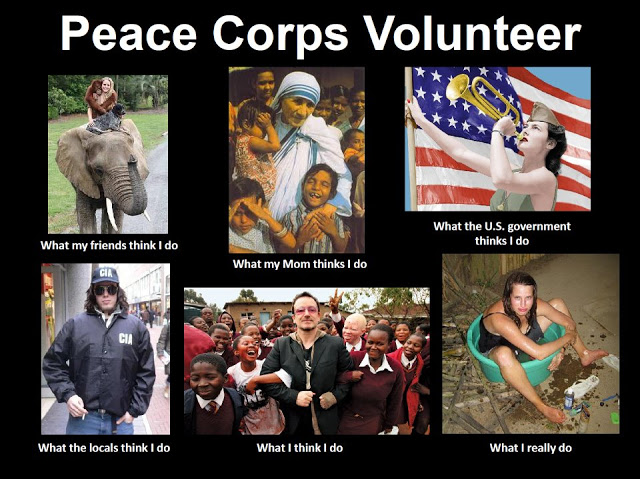 Hookup While In The Peace Corps